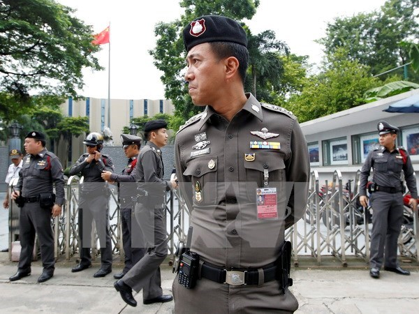 Thai police work to crush plots harming security hinh anh 1