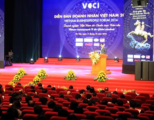 Call for Vietnamese firms to reach global standards hinh anh 1