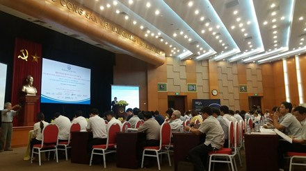 Seminar discusses atomic energy application hinh anh 1