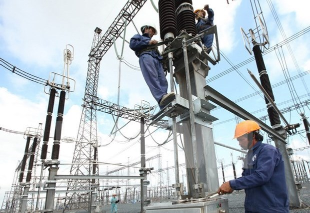 ADB helps develop southern power transmission networks hinh anh 1