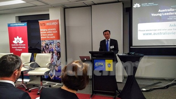 Sydney conference highlights business opportunities in Vietnam hinh anh 1