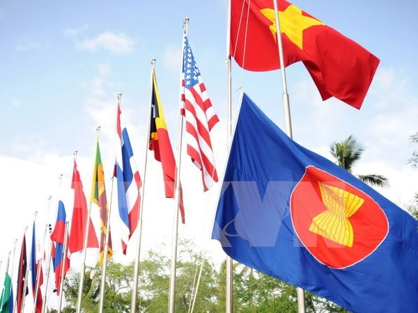 Vietnam suggests elevating ASEAN-EU dialogue tie to strategic level hinh anh 1