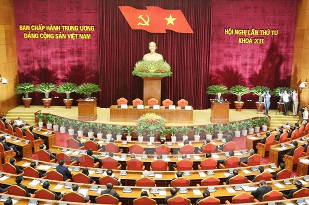 Party Central Committee sets forth range of tasks hinh anh 1