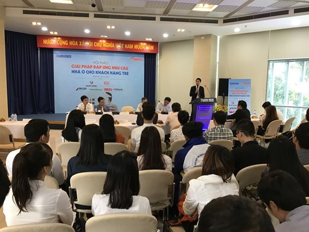 HCM City: Developers look to youths hinh anh 1