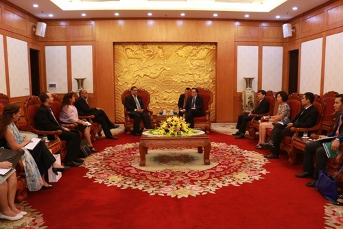 Vietnamese, Cuban youths join hands in boosting bilateral ties hinh anh 1