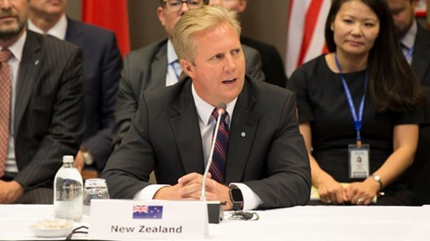 New Zealand to review FTA with ASEAN hinh anh 1