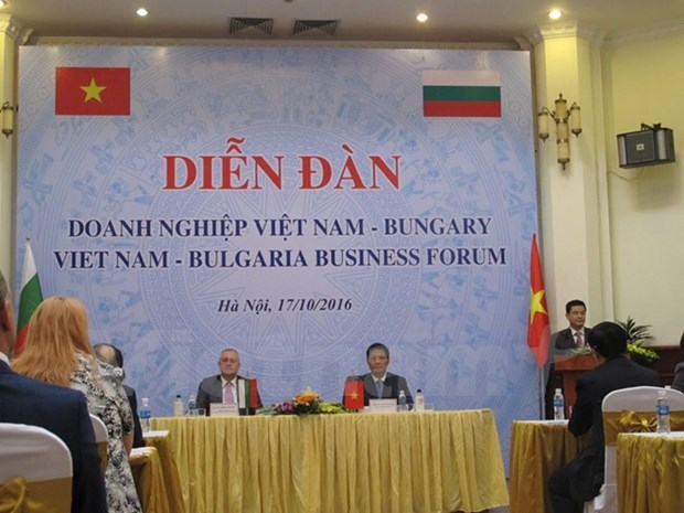 Bulgarian Minister's visit to boost economic ties hinh anh 1