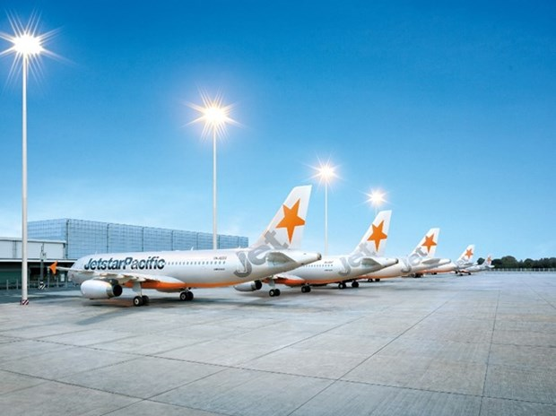 Jetstar Pacific opens four routes to Northeast Asia hinh anh 1