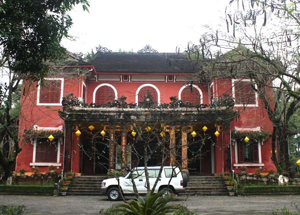 Thua Thien-Hue conservation centre woos visitors hinh anh 1