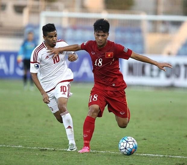 Vietnam tie UAE in U19 event hinh anh 1