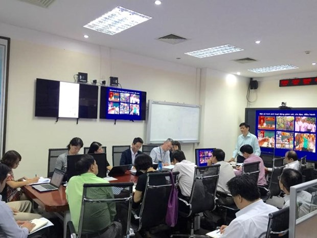 HCM City announces Zika outbreak on communal scale hinh anh 1