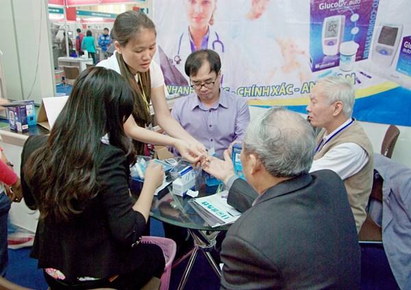 23rd Vietnam Medi Pharm Expo slated for early December hinh anh 1