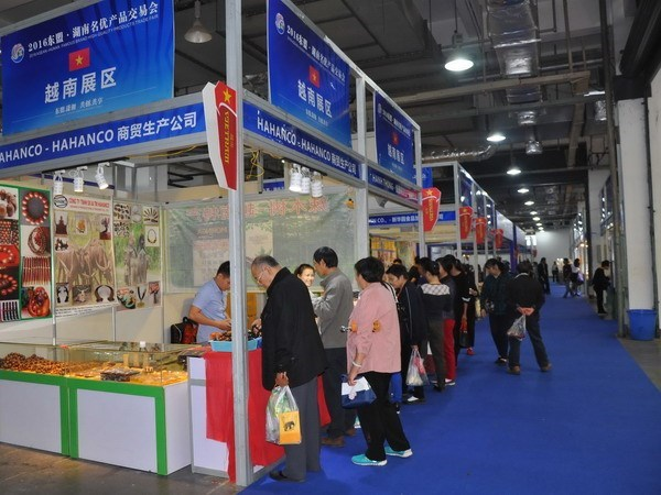 Vietnam joins ASEAN-Hunan high-quality product trade fair hinh anh 1