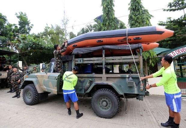 Philippines: Millions to evacuate as Typhoon Haima looms hinh anh 1