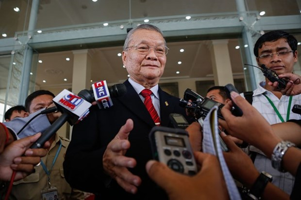 Cambodia: NEC rejects opposition party's election-related request hinh anh 1
