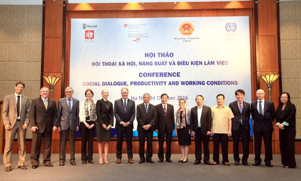 Labour quality key to global integration hinh anh 1