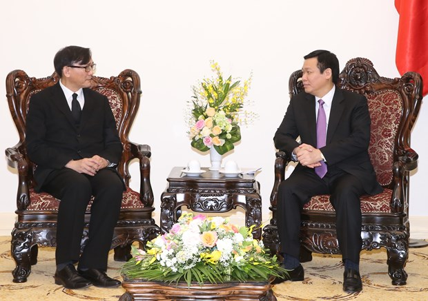 Thailand asked to boost labour partnership with Vietnam hinh anh 1