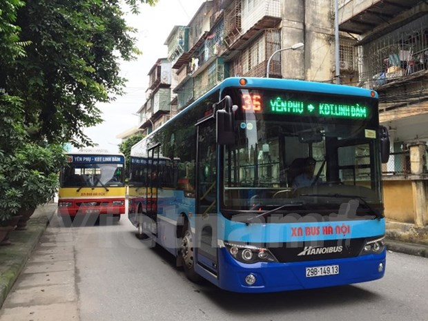 Belarus to support Hanoi in developing public transport hinh anh 1