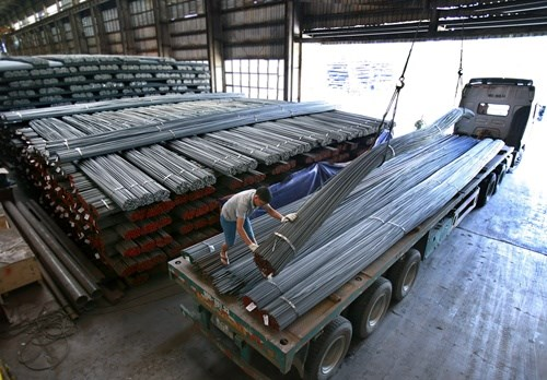 Steel imports rise 25 percent in 9 months hinh anh 1