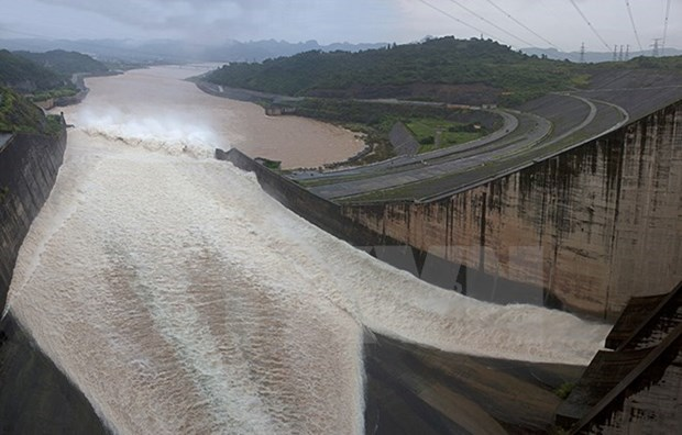 Six hydropower plants listed significant hinh anh 1