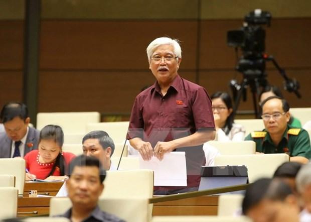 NA deputies discuss bill on associations hinh anh 1