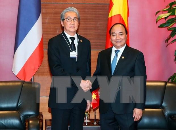 Vietnam, Thailand work to ensure Mekong river water usage hinh anh 1