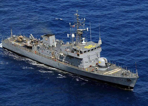 Philippines purchases naval ships from RoK hinh anh 1
