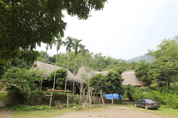 Bamboo building wins American prizes hinh anh 1