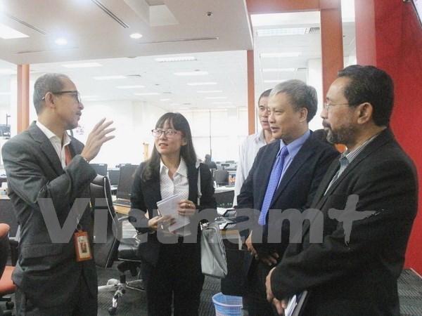 Vietnam, Malaysia bolster press cooperation hinh anh 1