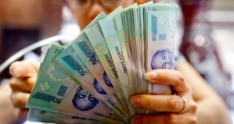 Reference exchange rate goes up 2 VND hinh anh 1