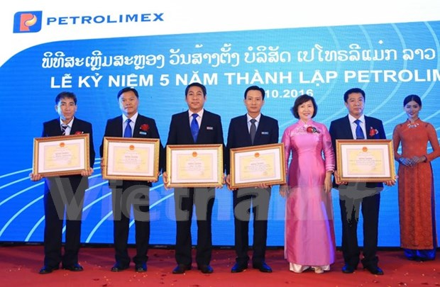 Petrolimex Laos – a bright spot in Vietnam's investment hinh anh 1