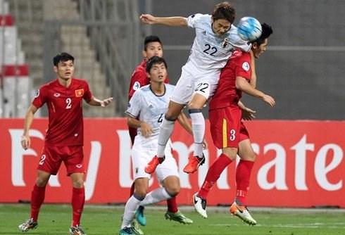 Vietnam lose to Japan at AFC U19 Championship hinh anh 1