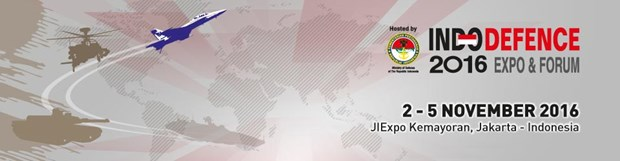 Indonesia's defence expo and forum 2016 to open hinh anh 1