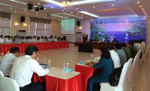 Binh Duong pledges optimal conditions for Taiwanese investors hinh anh 1