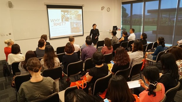 RMIT Vietnam launches first PhD programme hinh anh 1