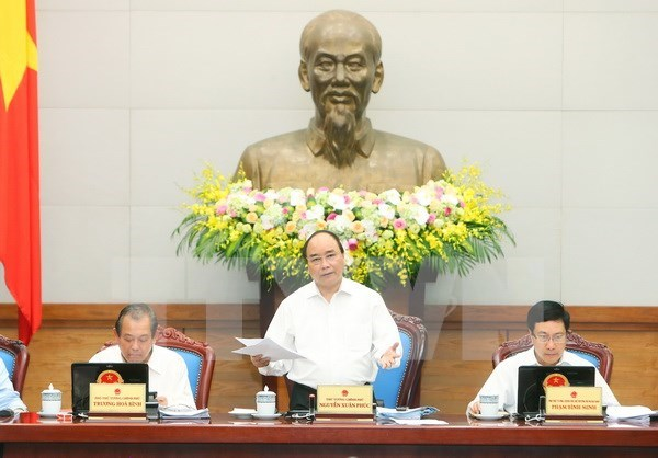PM: more efforts needed to fulfill 2016 socio-economic tasks hinh anh 1