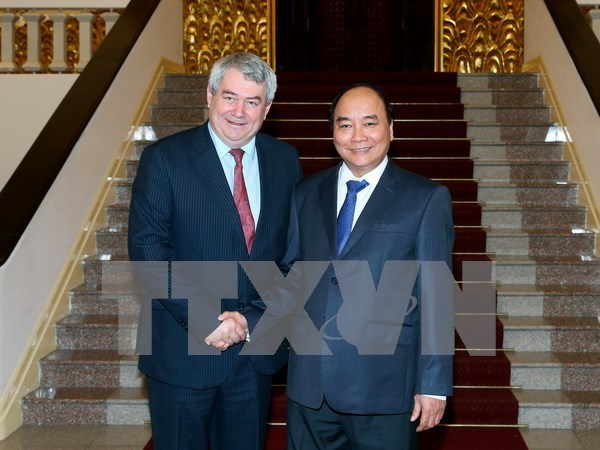 Vietnam, Czech Republic look to boost bilateral ties hinh anh 1