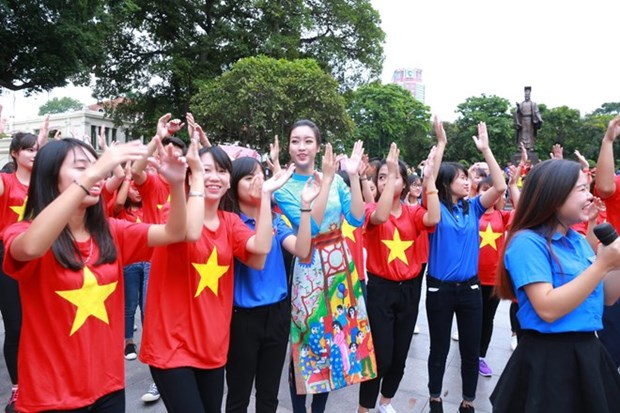 Dance for a stronger Vietnam hinh anh 1