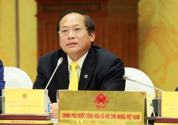 Minister: Press agencies must operate under principles hinh anh 1