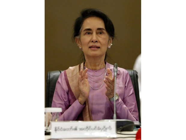 Myanmar to organise first national-level political dialogue hinh anh 1