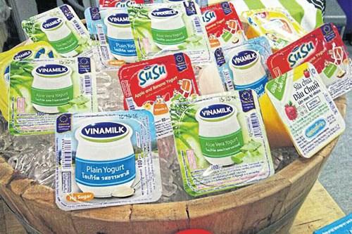 Vinamilk makes inroads into Thai market hinh anh 1