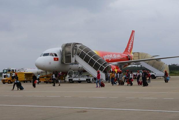 Vietjet Air opens Hue-Hanoi return flight hinh anh 1
