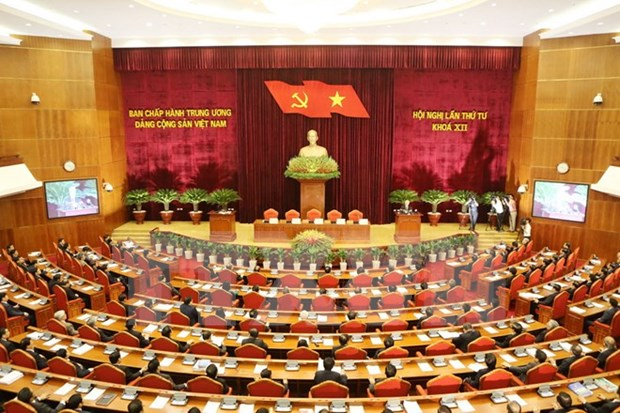 Resolution on Party building to be translated into deeds hinh anh 1