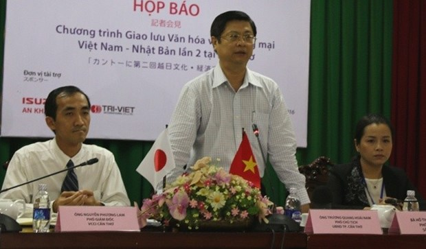 Exchange to promote Vietnam-Japan culture, trade links hinh anh 1