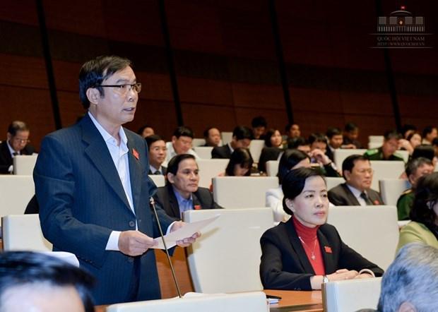 Legislators explore socio-economic development plan execution hinh anh 1