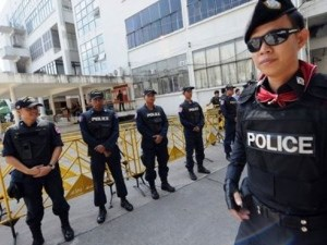 Thailand tightens security in south hinh anh 1