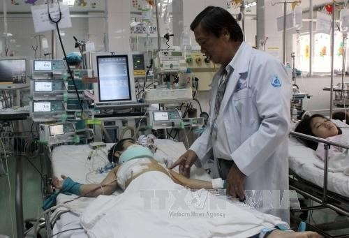 Red Alert emergency procedure saves lives of seriously ill patients hinh anh 1