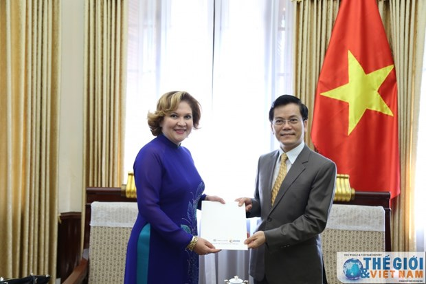 Vietnam, Colombia look to stronger relations hinh anh 1