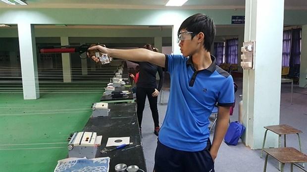 Southeast Asian Shooting Championship 2016 begins hinh anh 1
