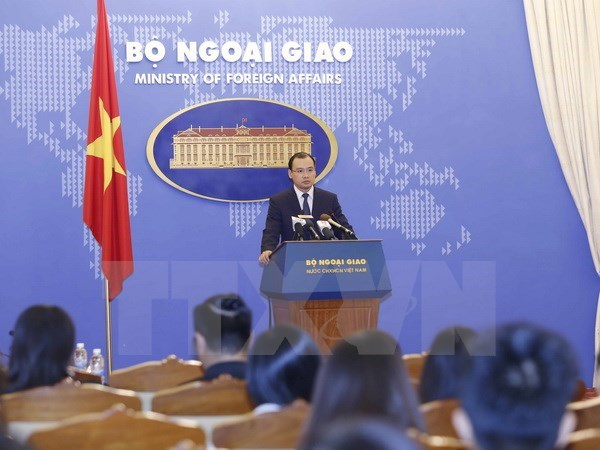 Vietnam welcomes Philippines's settlement of fishermen issue hinh anh 1
